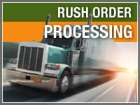Chainsaw Rush Order Processing