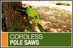 Top-Rated & Best-Selling Cordless Pole Saws
