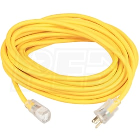 Coleman Cable Polar/Solar 10 GA, 50 FT Extension Cord