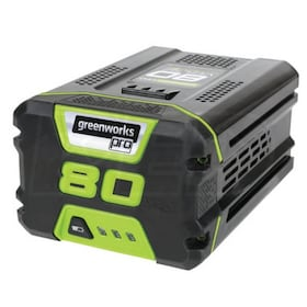 Greenworks 80-Volt 2Ah Lithium-Ion Battery