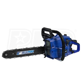 "Blue Max (16"") 38cc Gas Chain Saw"