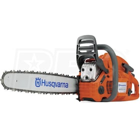 "Husqvarna 455 Rancher (20"") 55.5cc Chain Saw"