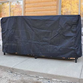 "WoodEze 96"" Firewood Rack Cover"