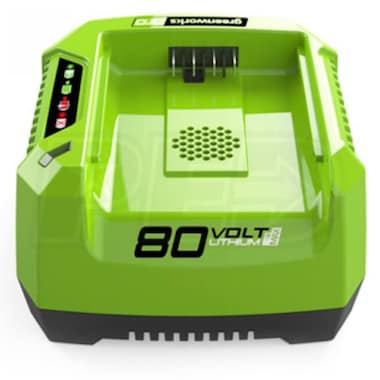 Greenworks 80-Volt Lithium-Ion Battery Charger