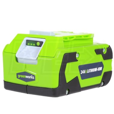 Greenworks G24 4Ah Lithium-Ion Battery