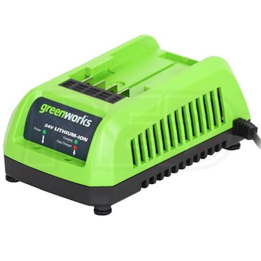 Greenworks G24 Lithium-Ion Battery Charger