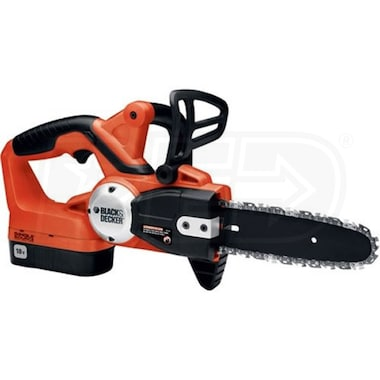 "Black & Decker (8"") 18-Volt Ni-Cad Cordless Chain Saw"