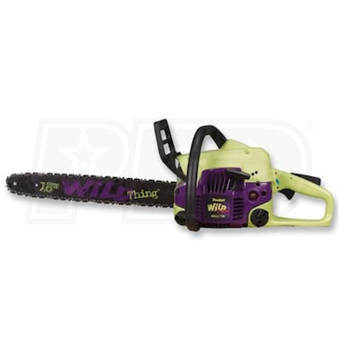 "Poulan Wild Thing (18"") 40cc Chain Saw"
