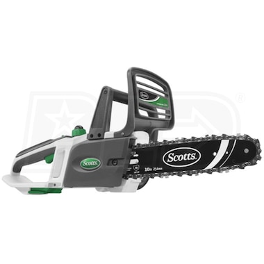 "Scotts SYNC (10"") 20-Volt Lithium-Ion Cordless Chainsaw"